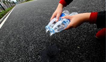 10年以上寿命排水沥青路面